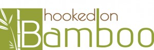 Just Hooked on Bamboo Logo
